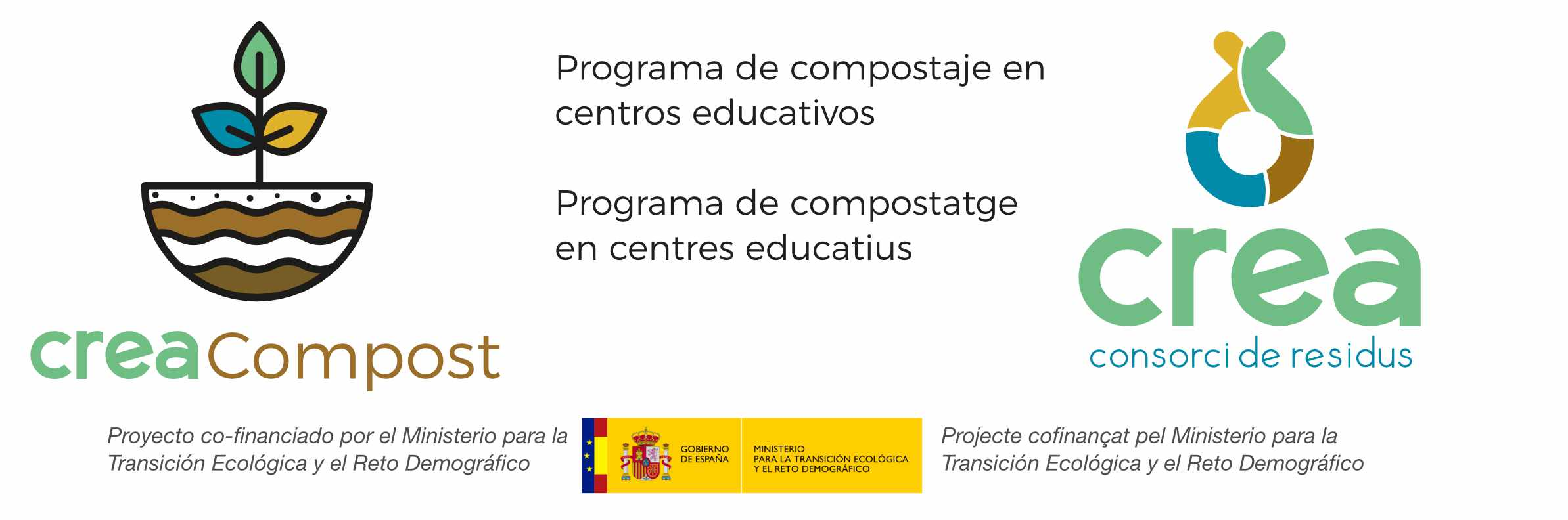 Programa de Compostaje en Centros Educativos logo